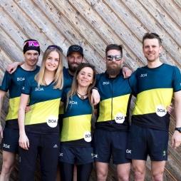 BOA Running Team